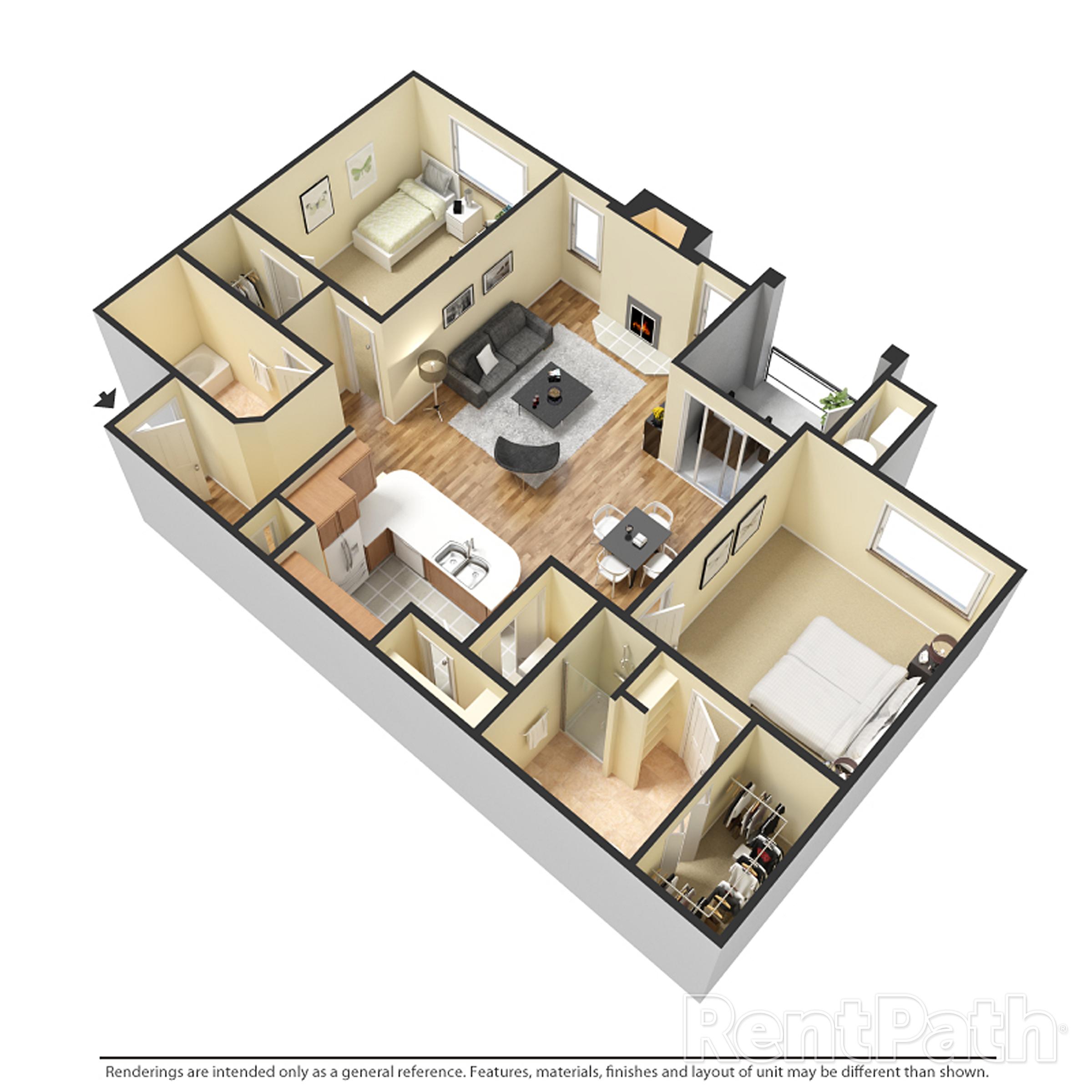 Englefield 3rd floor